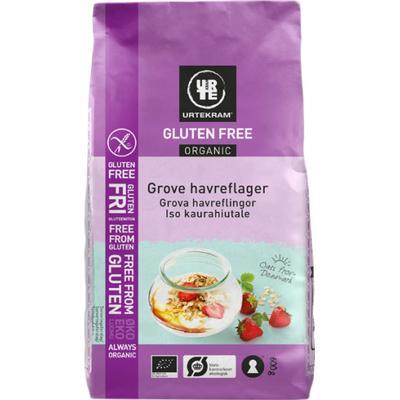 Urtekram Glutenfritt Oatmeal 600g
