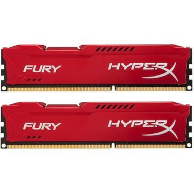 HyperX Fury Red DDR3 1333MHz 2x8GB (HX313C9FRK2/16)