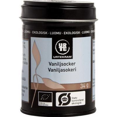 Urtekram Vaniljsocker EKO 34g
