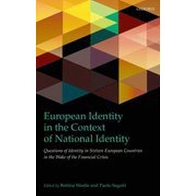 European Identity in the Context of National Identity (Inbunden, 2016)