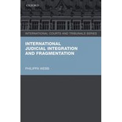 International Judicial Integration and Fragmentation (Häftad, 2016)