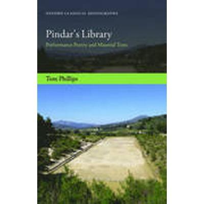 Pindar's Library (Inbunden, 2015)