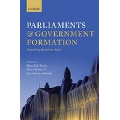 Parliaments and Government Formation (Inbunden, 2015)