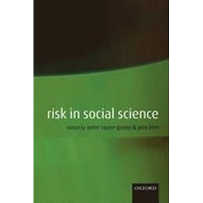 Risk in Social Science (Häftad, 2006)