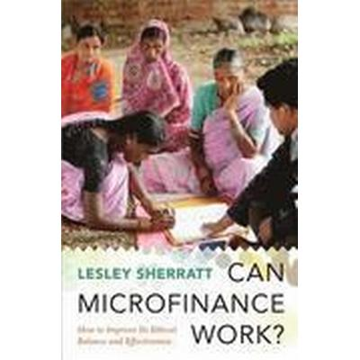 Can Microfinance Work? (Inbunden, 2016)