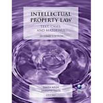 Intellectual Property Law (Häftad, 2013)
