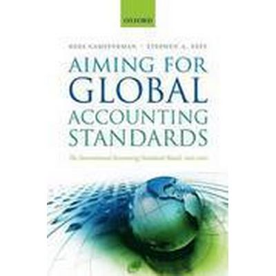 Aiming for Global Accounting Standards (Inbunden, 2015)