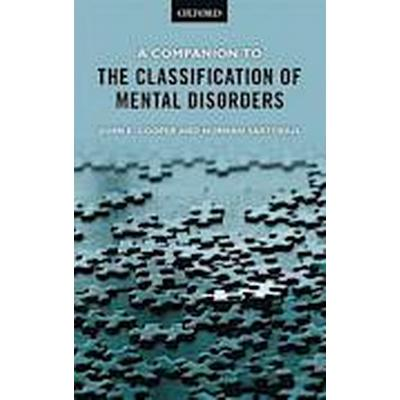 A Companion to the Classification of Mental Disorders (Häftad, 2013)
