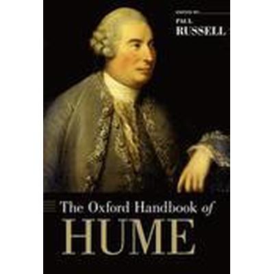 The Oxford Handbook of Hume (Inbunden, 2016)