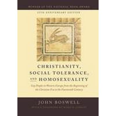 Christianity, Social Tolerance, and Homosexuality (Häftad, 2016)