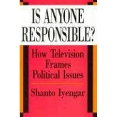 Is Anyone Responsible? (Häftad, 1994)