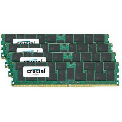 Crucial DDR4 2400MHz 4x32GB ECC (CT4K32G4LFD424A)