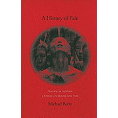 A History of Pain (Häftad, 2011)