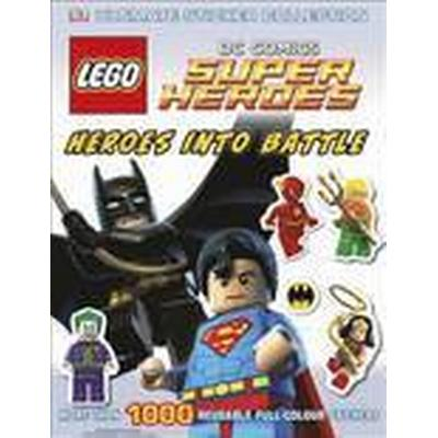 LEGO DC Super Heroes: Heroes into Battle: Ultimate Sticker Collection (Häftad, 2015)