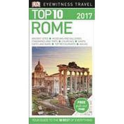 DK Eyewitness Top 10 Travel Guide Rome (Häftad, 2016)