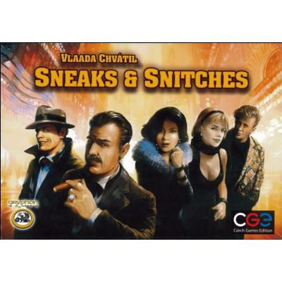Czech Games Edition Sneaks & Snitches