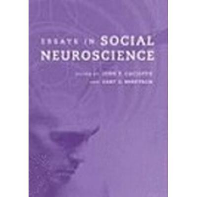 Essays in Social Neuroscience (Inbunden, 2004)