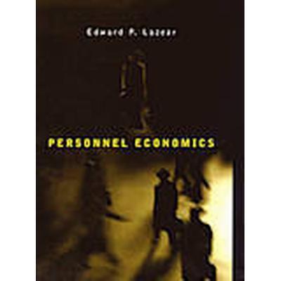 Personnel Economics (Häftad, 2009)