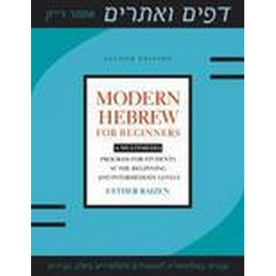 Modern Hebrew for Beginners (Häftad, 2016)