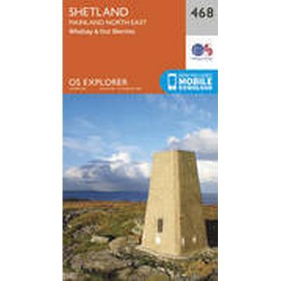 Shetland - Mainland North East (, 2015)