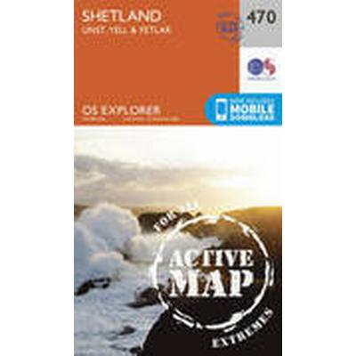 Shetland - Unst, Yell and Fetlar (, 2015)