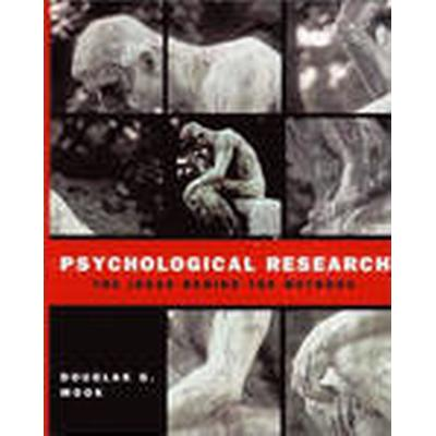 Psychological Research (Inbunden, 2001)