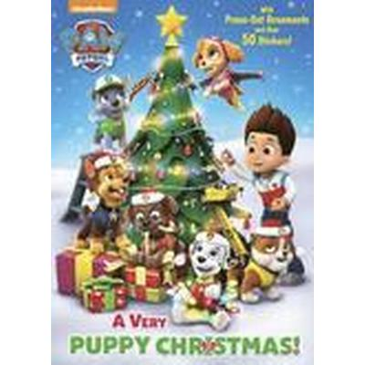 A Very Puppy Christmas! (Paw Patrol) (Häftad, 2016)