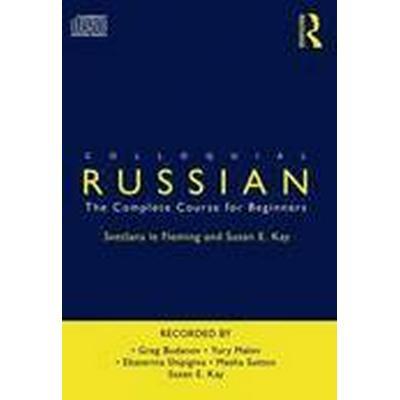 Colloquial Russian (Ljudbok CD, 2009)