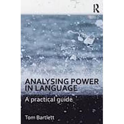 Analysing Power in Language (Häftad, 2014)