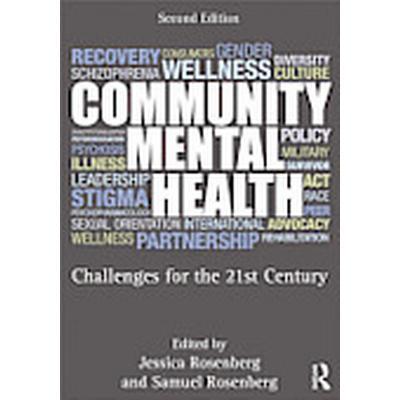 Community Mental Health (Häftad, 2012)