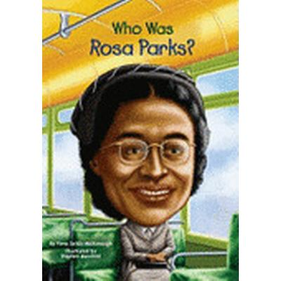 Who Was Rosa Parks? (Häftad, 2016)