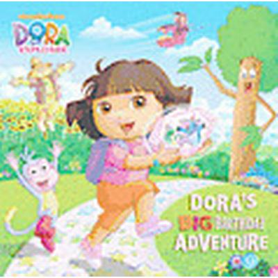 Dora's Big Birthday Adventure (Dora the Explorer) (Häftad, 2013)
