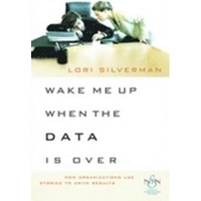 Wake Me Up When the Data is Over (Häftad, 2008)