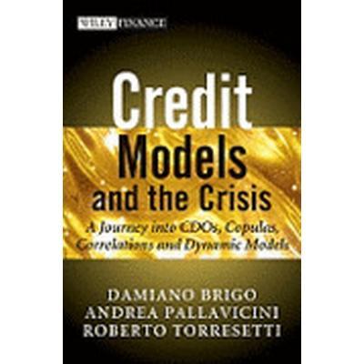 Credit Models and the Crisis (Häftad, 2010)