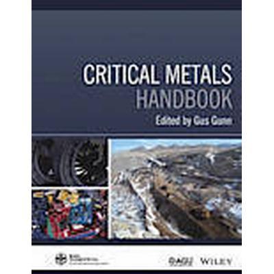 Critical Metals Handbook (Inbunden, 2014)
