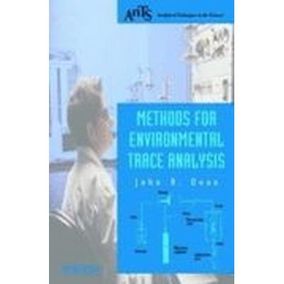 Methods for Environmental Trace Analysis (Häftad, 2003)
