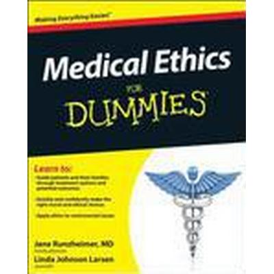 Medical Ethics For Dummies (Häftad, 2010)