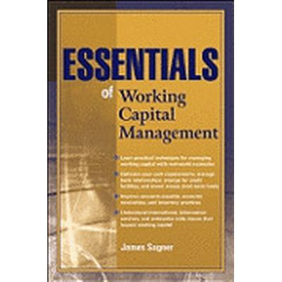 Essentials of Working Capital Management (Häftad, 2010)