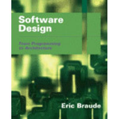 Software Design (Häftad, 2006)