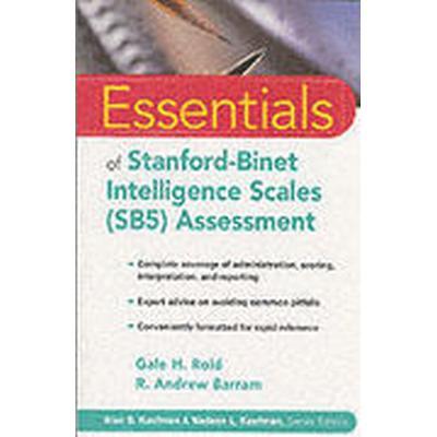 Essentials of Stanford-Binet Intelligence Scales (SB5) Assessment (Häftad, 2004)