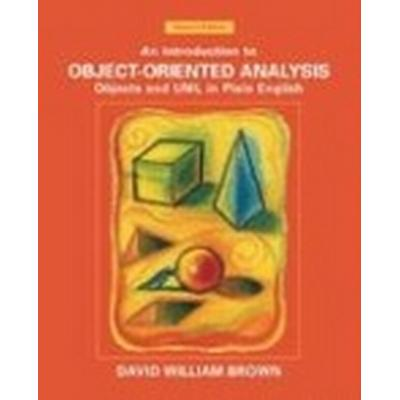 An Introduction to Object-oriented Analysis (Häftad, 2001)