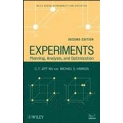 Experiments (Inbunden, 2008)