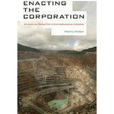 Enacting the Corporation (Häftad, 2014)