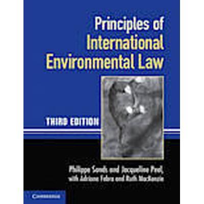 Principles of International Environmental Law (Häftad, 2012)