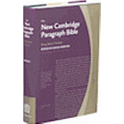 New Cambridge Paragraph Bible KJ590:T (Inbunden, 2011)