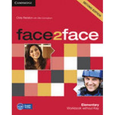 face2face Elementary Workbook without Key (Häftad, 2012)