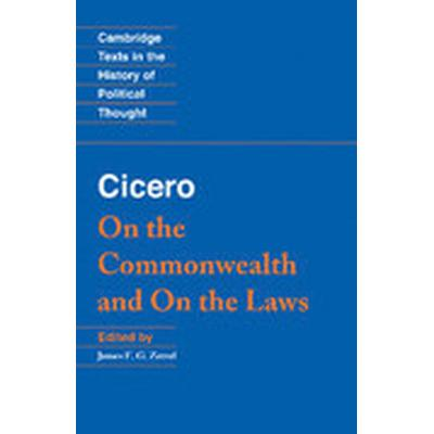 Cicero: On the Commonwealth and On the Laws (Häftad, 1999)