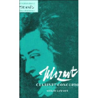Mozart: Clarinet Concerto (Häftad, 1996)