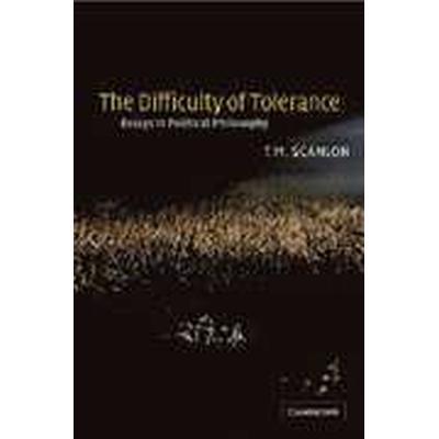 The Difficulty of Tolerance (Häftad, 2003)