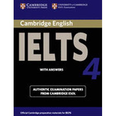 Cambridge IELTS 4 Student's Book with Answers (Häftad, 2005)